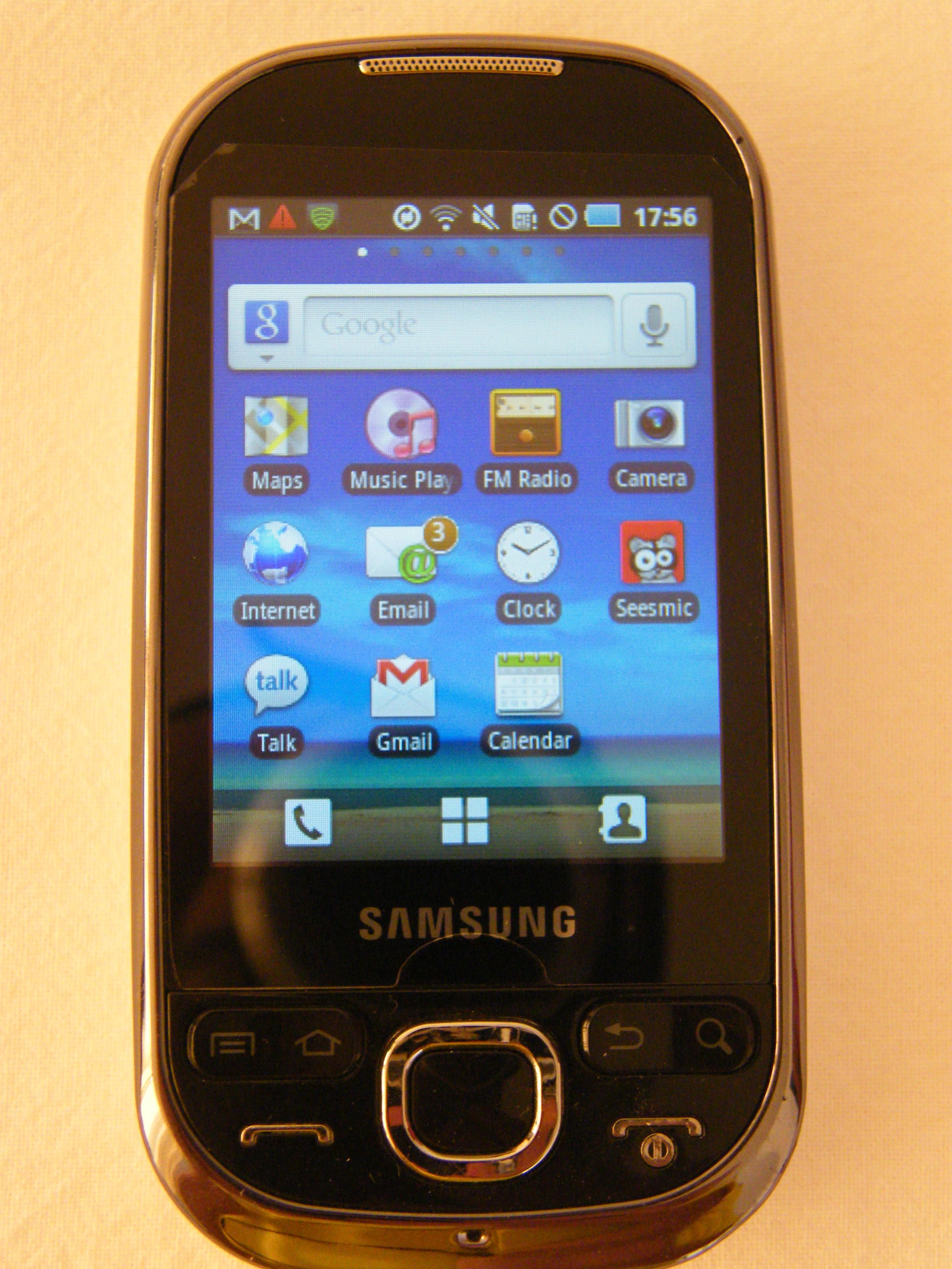 VENDIDO Samsung i5500 Galaxy 5