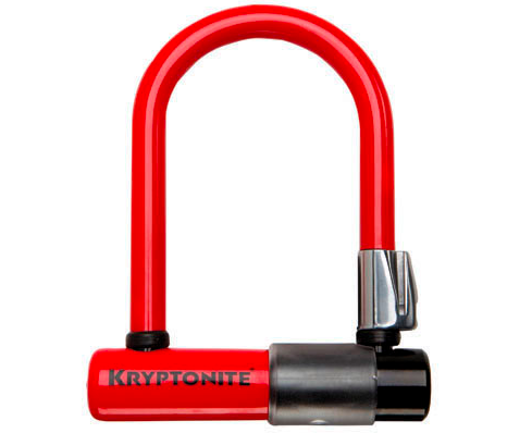 U-Lock da confianza para asegurar tu bicicleta