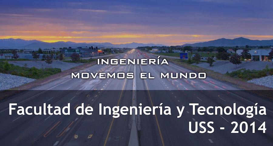 Universidad San Sebastián, Facultad de Ingeniería y Tecnología 2014 – largo